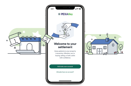 PEXA Key - the new settlement app for buyers and sellers