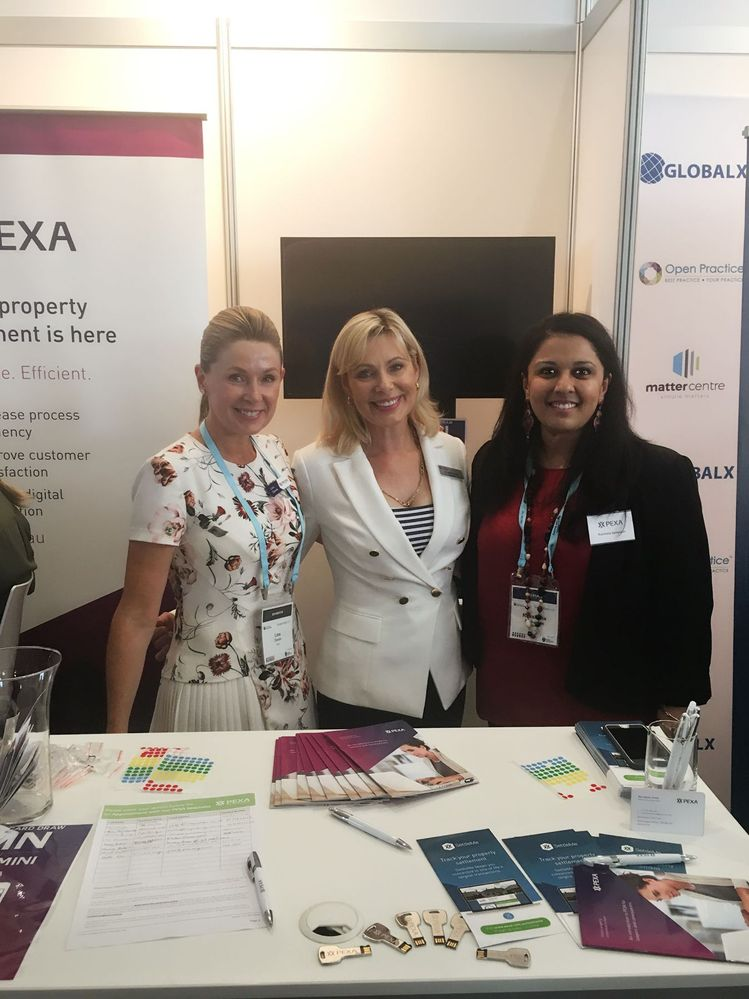 Rukshana and I with the QLS President Christine Smyth