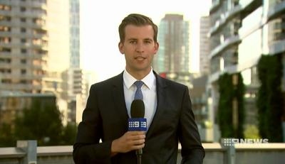 Dougal Beatty, Nine News reporter
