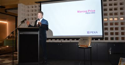 """CEO, Marcus Price telling the story of PEXA's """"audacious mission to change an industry"""""""