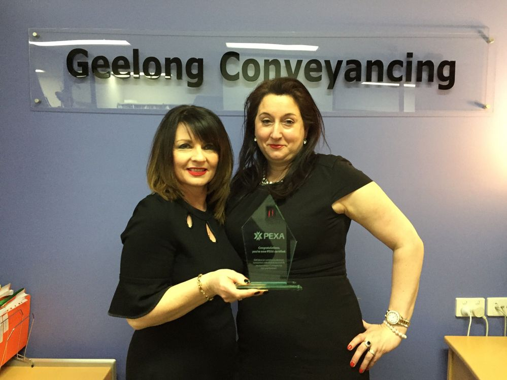 Geelong Conveyancing become PEXA Certified!