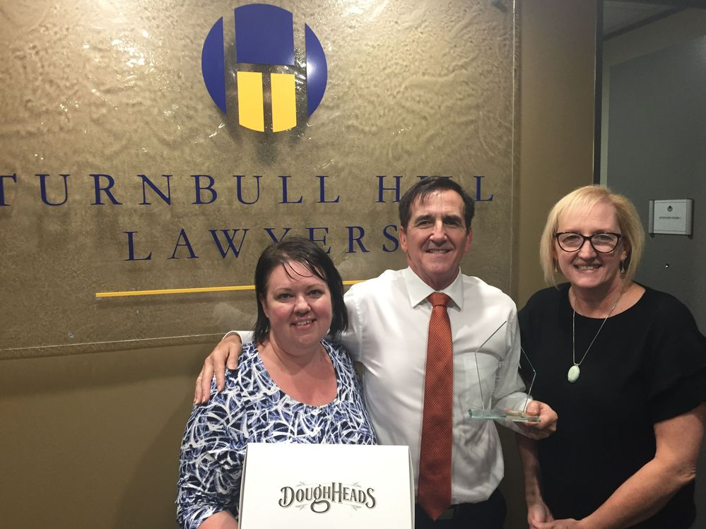 Michelle John &Janet from Turnbull Hill Lawyers