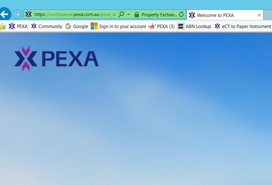 Pexa access.PNG