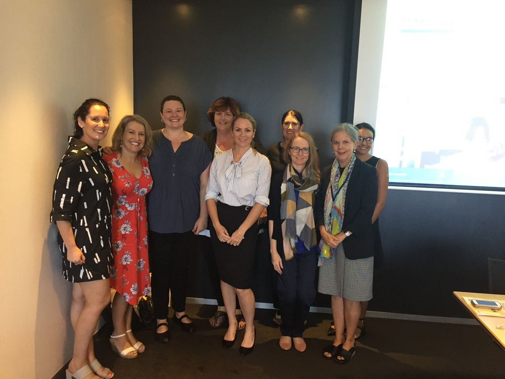 The QLD accredited PEXA Trainers!