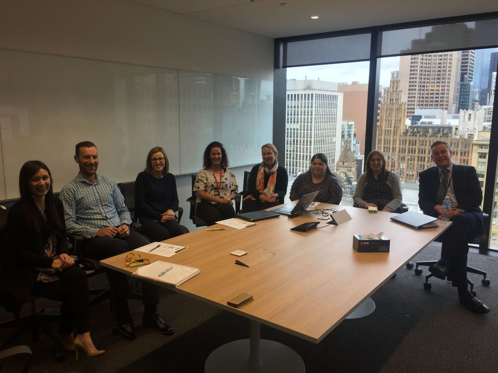 WBC Business Banking in Melbourne