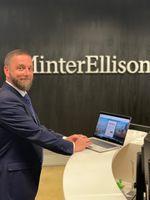 Stephen Hill, Partner at Minter Ellison