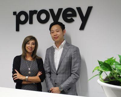Jennifer Ivosevic - PEXA Direct and Khiem Lam - Provey