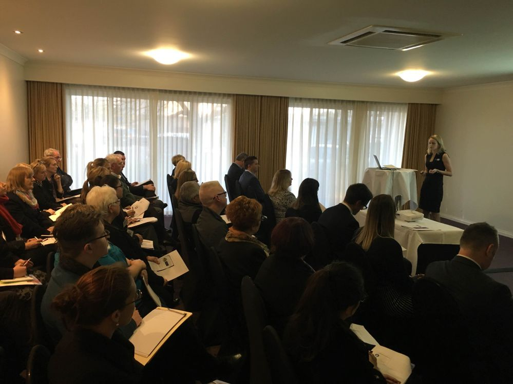 """Gippsland lawyers & conveyancers tune into """"Keeping up with e-Conveyancing"""" session"""