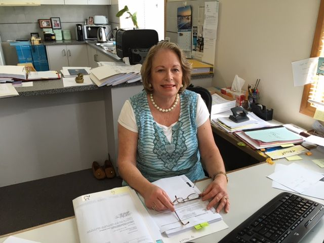 Sue MacAskill at Clever Conveyancing