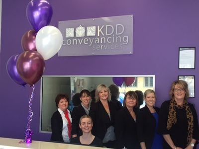 KDD Conveyancing celebrate with PEXA