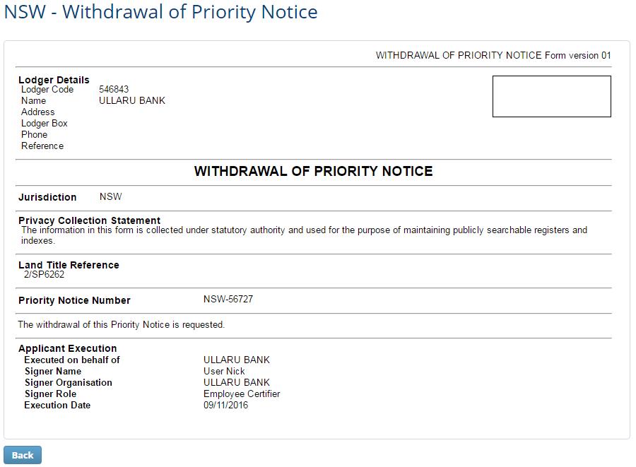 Property Exchange Australia Community Transacting In Pexa The E