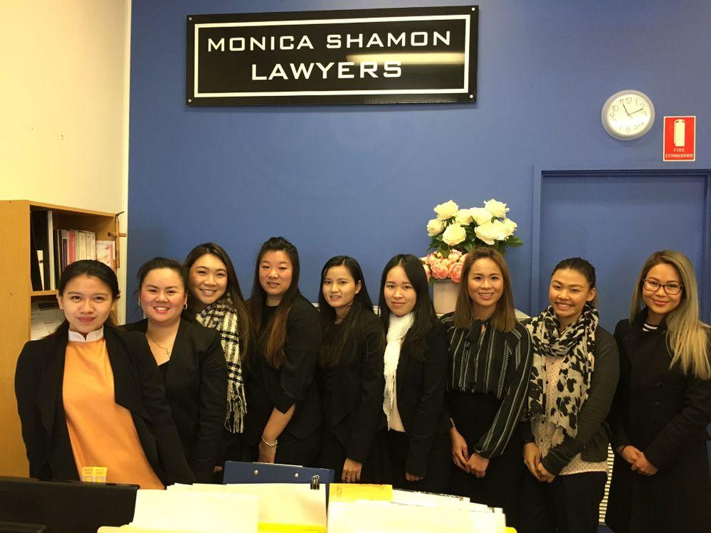 Monica Shamon Lawyers St Albans