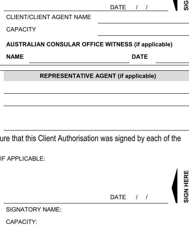 CAF rep Agent sign.PNG