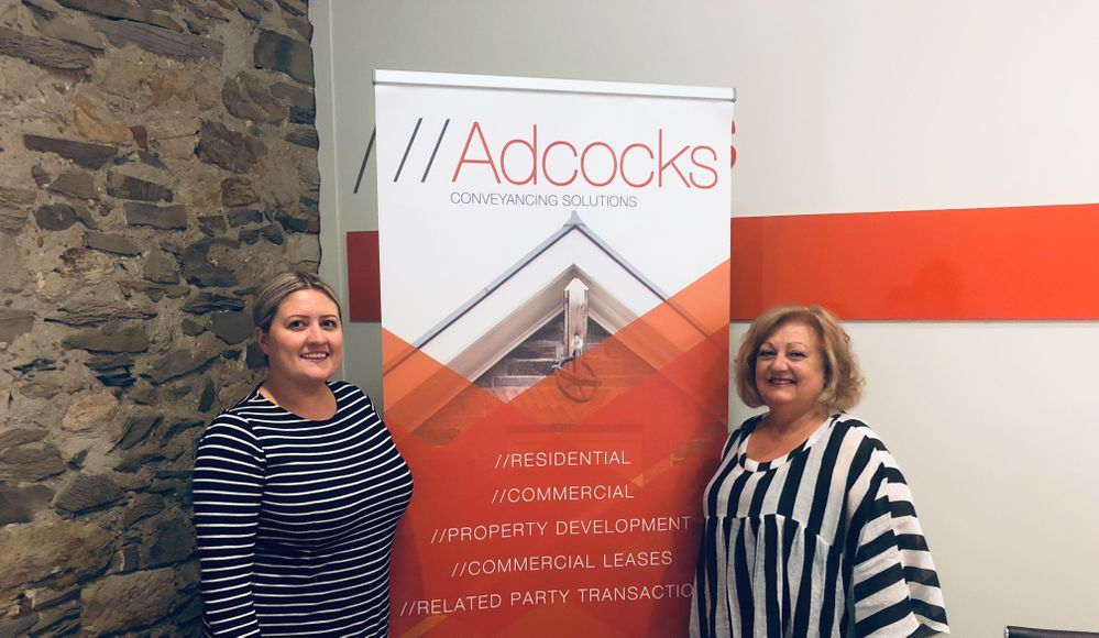 Catching up with Maria Mignone, Adocks Conveyancing