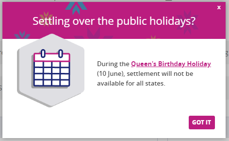 Next business day Public Hol Reminder within WS.PNG